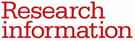 Research Information (red)