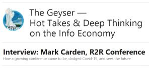 The Geyser Logo