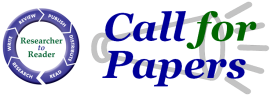 R2R Call for Papers (no year)